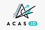 Logo ACAS 3D small